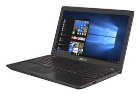 Bild zu Asus FX553VE-DM406 15,6? Notebook (Full-HD, i5-7300HQ, 8GB DDR4, 1TB HDD, GTX 1050 Ti, ohne Windows) für 621,60€