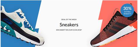 Bild zu Engelhorn Sports: 30% Rabatt auf Sneakers