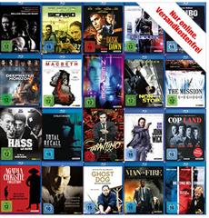 Bild zu MediaMarkt: Ausgewählte Filme (600 Titel stehen zur Auswahl) für 100€ kaufen und 50€ Direktabzug erhalten