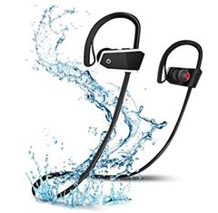 Bild zu Voberry IPX7 wasserdichte Bluetooth Kopfhörer für 11,49€
