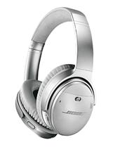 Bild zu BOSE Quietcomfort 35 II Wireless Over-ear Kopfhörer silber für 233,99€