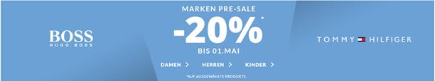 Bild zu Engelhorn: Marken Pre-Sale mit 20% Rabatt