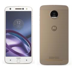 Bild zu Motorola Moto Z Smartphone 32GB Weiß Gold für 222€