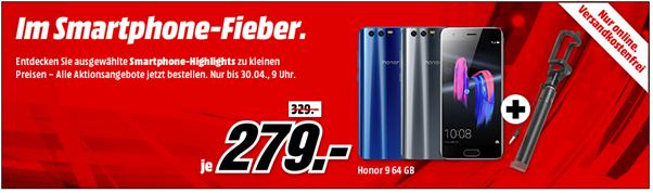 Bild zu MediaMarkt Smartphone-Fieber, so z.B. Nokia 6DS für 140,70€