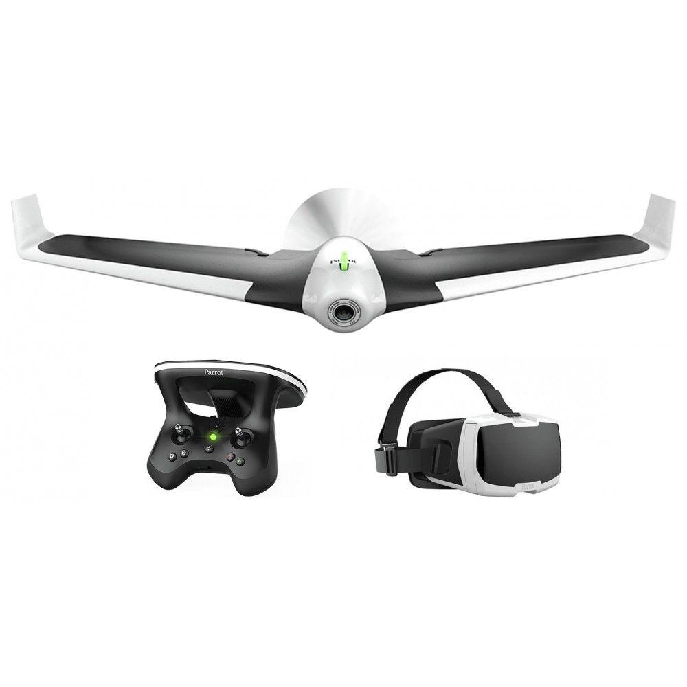Bild zu Parrot Disco FPV Drohne + Skycontroller + Brille für 299,90€ (Vergleich: 329,90€)