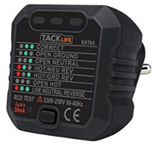 Screenshot-2018-4-12 Tacklife -EST02 Advanced Steckdosen Tester Automatischer Stromkreis-Detektor Polaritätsprüfer für Leit[...]