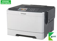 Bild zu LEXMARK CS517de Farblaserdrucker (A4, Drucker, Duplex, Netzwerk, USB, e-Task) für 99,80€ inkl. Versand (Vergleich: 162,79€)