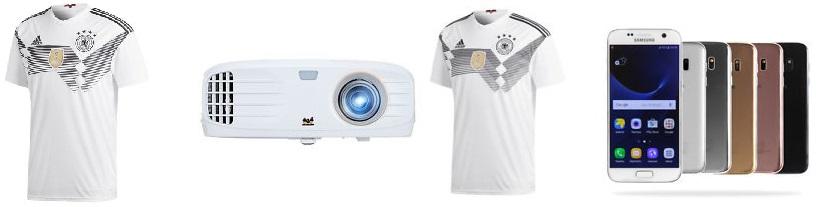 Bild zu Die restlichen eBay WOW Angebote, z.B. ViewSonic Beamer PX747-4K für 999€