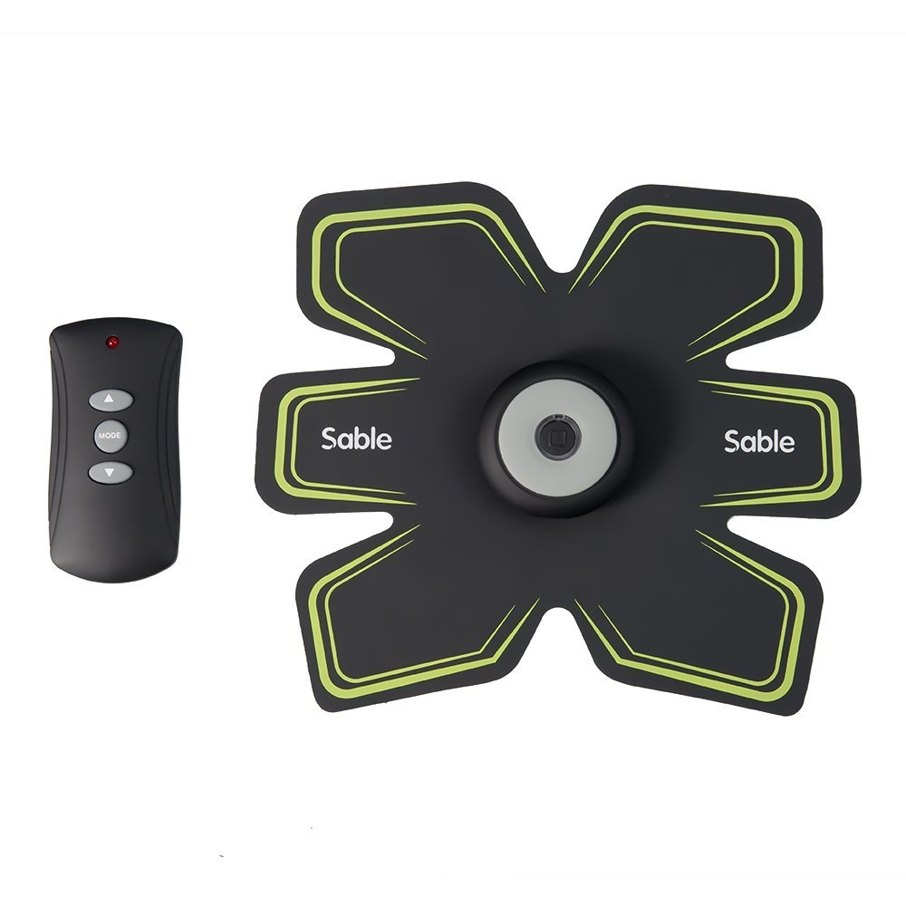 Bild zu Sable EMS-Training Bauchmuskeltrainer für 23,99€