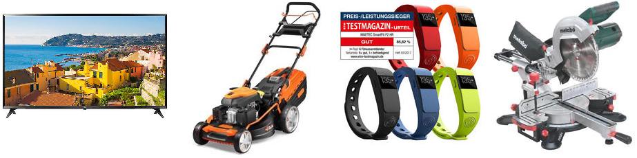 Bild zu Die restlichen eBay WOW Angebote, z.B. Metabo KGS 254 M Kappsäge für 206,91€
