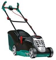 Bild zu Bosch ROTAK 37 S Elektro-Rasenmäher inkl. Mulchkit, Handschuhe und Regencover für 119€