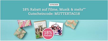 Bild zu Thalia: 18% Rabatt auf Filme, Musik & mehr