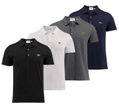 Bild zu Lacoste Herren Poloshirts in versch. Farben für je 39,90€