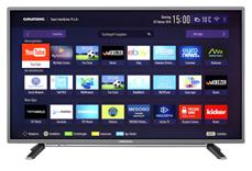 Bild zu Grundig 43GFT6728 (43 Zoll) LED-Backlight-TV (Full-HD, 1920 x 1080 Pixel, 800 Hz PPR, Triple Tuner (DVB-T2 HD/C/S2), Smart TV) [EEK: A+] für 299€