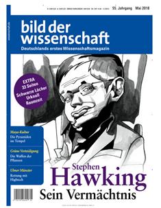 """Bild zu [Top] Jahresabo """"Bild der Wissenschaft"""" für 115,52€ (bei Bankeinzug) + 105€ Verrechnungsscheck als Prämie"""