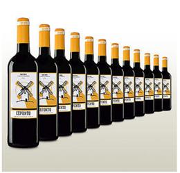 Bild zu 12 Flaschen Cepunto Tinto Tempranillo für 37,90€