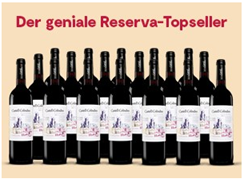 Bild zu vinos: 18 Flaschen Castell Colindres Reserva 2013 für 64,90€