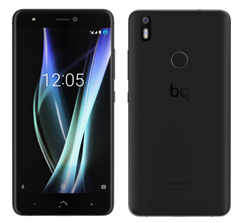 Bild zu BQ Aquaris X 32GB Schwarz (5,2″, Full HD-Display, Update Android 8.1, 2,2 GHz Octa-Core CPU, 16MP) für 204,99€
