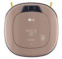 Bild zu LG Electronics VRD830MGPCM HomBot Square Staubsaugerroboter für 371,07€ + 60€ Cashback