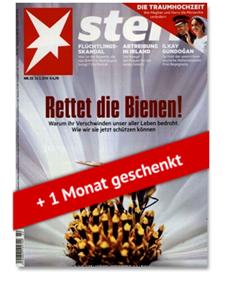Bild zu Jahresabo (53 Ausgaben) Stern für 265€ + 230€ Prämie
