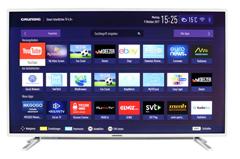 Bild zu Grundig 55 GUS 8768, 4K/UHD-Smart TV, 139 cm [55″]–Silber für 449€