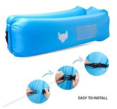 Bild zu icefox wasserdichter aufblasbarer Air Lounger (Luftsofa) mit Tragebeutel für 21,49€