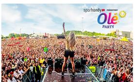 Bild zu Ole Party Tickets an verschiedenen Standorten mit bis zu 25% Rabatt