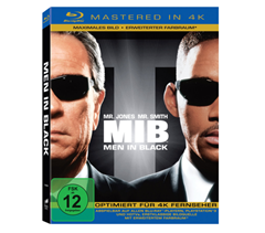 Bild zu Men In Black, Mastered in 4K (Blu-ray) für 4,93€