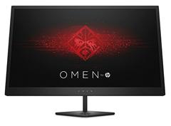 Bild zu HP Omen 25 (24,5 Zoll) Monitor (HDMI, 1ms Reaktionszeit, DisplayPort) schwarz für 169€