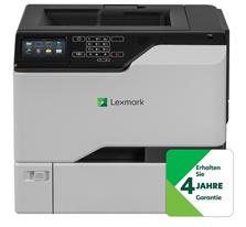 Bild zu LEXMARK CS728de Farblaserdrucker (A4, Drucker, Duplex, Netzwerk, USB, e-Task) für 199€