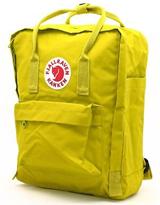 28 Fjällräven Kanken 16L Wander und Freizeit Rucksack mit Sitzkissen - Birch Green eBay