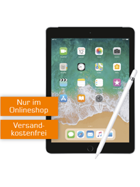 APPLE iPad 2018 Wi-Fi Cellular mit Vertrag - Saturn Tarifwelt