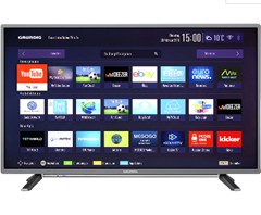 Grundig 43 GFT 6728, Full HD-Smart TV, 108 cm [43 ] - Anthrazit