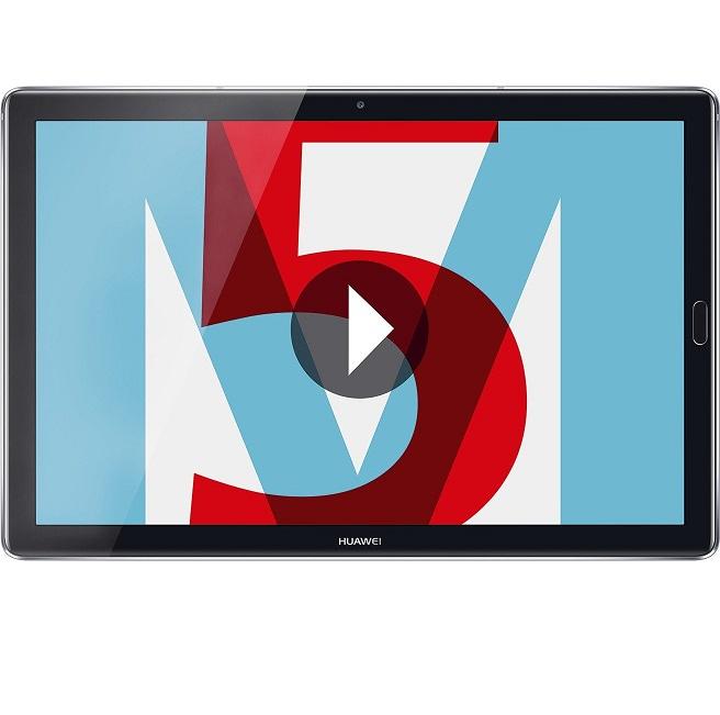Bild zu 11 Zoll Tablet Huawei MediaPad M5 (32 GB) für 299€ (Vergleich: 375€)
