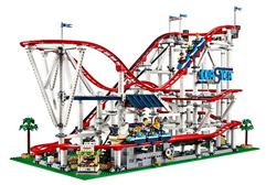 Bild zu LEGO Creator – Achterbahn (10261) für 329,99€