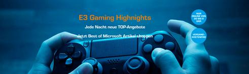 Bild zu Saturn E3 Gaming Highnights mit Top Angeboten