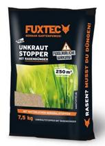 Bild zu FUXTEC Unkrautstopper mit Rasendünger 7,5 Kg für 22,41€