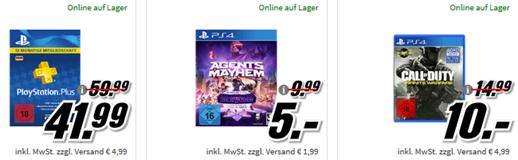 Mediamarkt Ps4 Angebote Mit Games Ab 5 Dealgottde