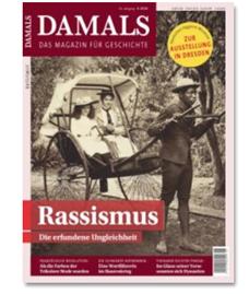 """Bild zu Jahresabo (14 Ausgaben) """"Damals"""" für 97,66€ + 100€ Amazon Gutschein als Prämie"""