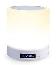 Bild zu BLAUPUNKT BTL 110 Bluetooth Lautsprecher (UKW-PLL Radio, AUX IN, LED Ambiente Licht, Freisprechfunktion) für 34,95€