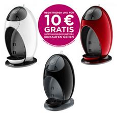 Bild zu DeLonghi Dolce Gusto EDG 250 Jovia Kapselautomat für je 22€