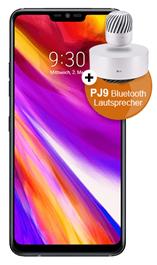 Bild zu Vodafone Comfort Allnet Tarif (2GB Datenvolumen, Allnet-Flat) inkl. LG G7 ThinQ + LG PJ9 (einmalig 4,99€) für 31,99€/Monat
