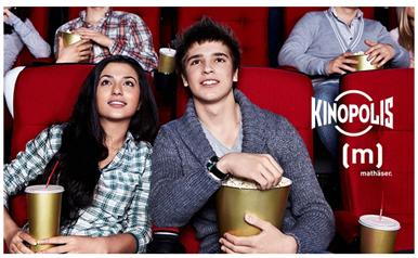 Bild zu Kinopolis: 6 Kino-Tickets für 2D-Filme inkl. je einer kleinen Tüte Popcorn für 30€