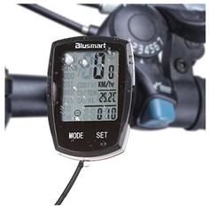 Bild zu Blusmart Fahrradcomputer (wasserdicht, Temperaturanzeige, Hintergrundbeleuchtung) für 5,99€