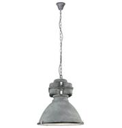 Bild zu Brilliant Industrie Pendelleuchte Anouk (Vintage grau Retro Loft) für 59,99€