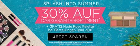 Bild zu BH Cosmetics: 30% Rabatt auf (fast) alles + zusätzliches Geschenk sowie kostenlose Lieferung (ab 30€ Bestellwert)