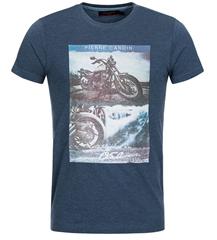 Bild zu [Restgrößen] Pierre Cardin Herren Established 1950 T-Shirts für je 6,66€ zzgl. 3,95€ Versand