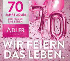 Bild zu Adler Moden: Sale mit bis zu 50% Rabatt + 30% Extra-Rabatt auf Alles