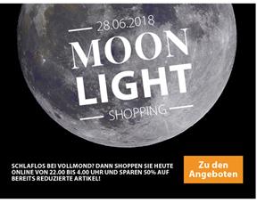 Bild zu NKD Moonlight-Shopping von 22 Uhr bis 4 Uhr mit 50% Extra-Rabatt auf alle bereits reduzierten Artikel
