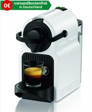Krups XN1001 Inissia Nespresso Kapselmaschine Weiss (Nespresso) günstig kaufen